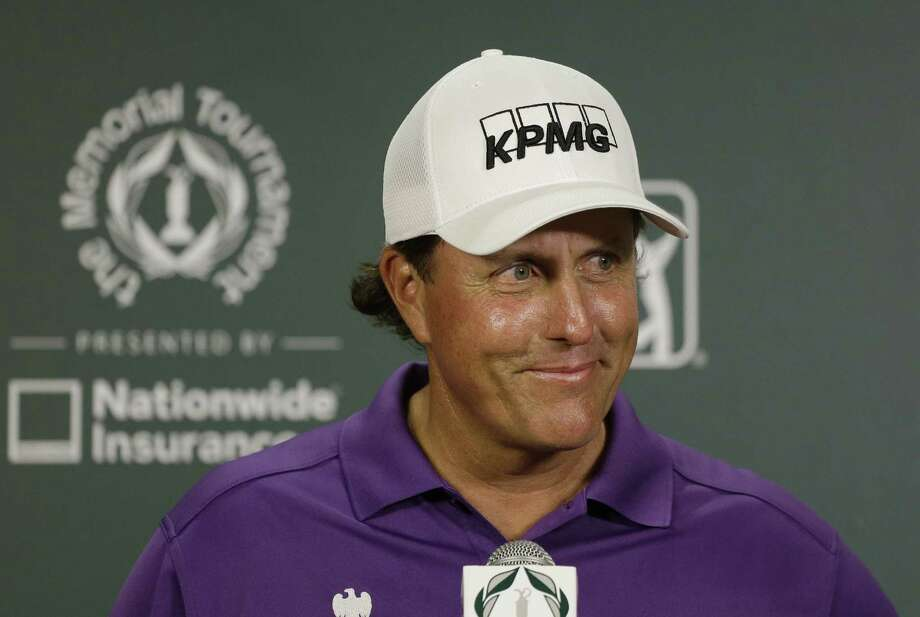 Phil Mickelson's stock transactions, and those of Las Vegas gambler Billy Walters, are being probed by the FBI and SEC. Photo: Darron Cummings / Associated Press / AP