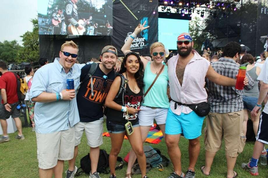 Free Press Summer Festival 2014 Photo: Jorge Valdez, For The Houston Chronicle