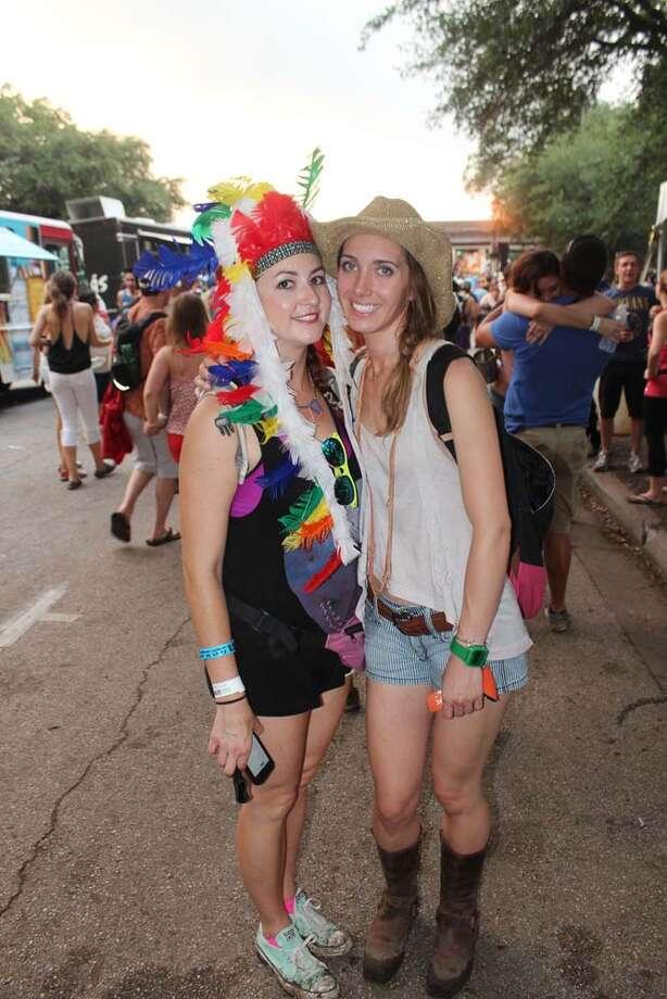 Free Press Summer Festival 2014 Photo: Jorge Valdez/For The Houston Chronicle