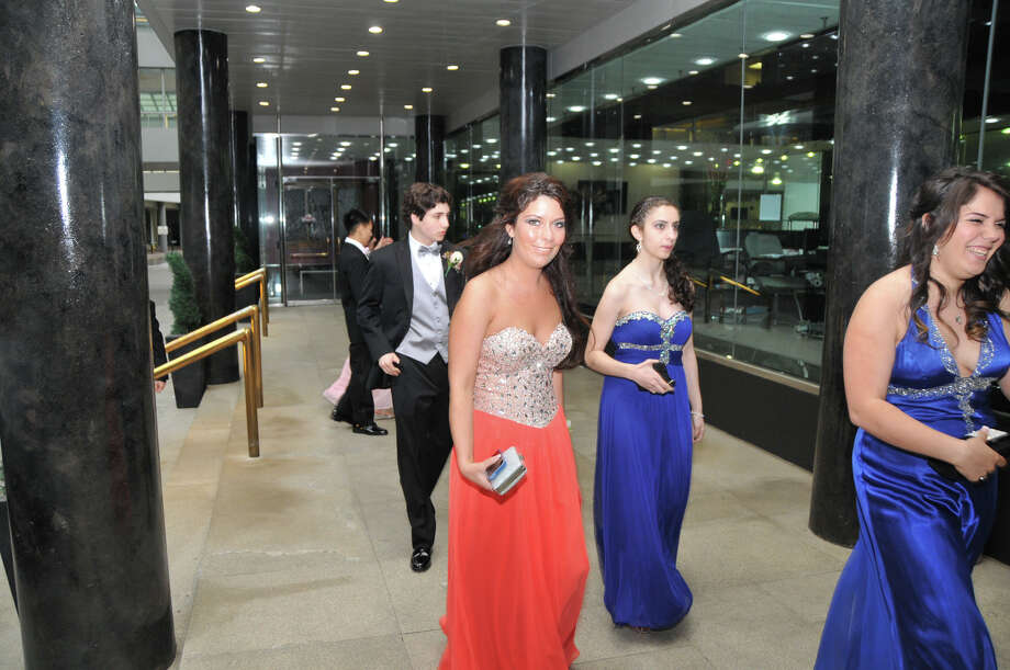 Trumbull High School seniors celebrated prom night at the Matrix Corporate Center in Danbury on Friday, May 30. Were you SEEN? Photo: Jordan Miller / Connecticut Post