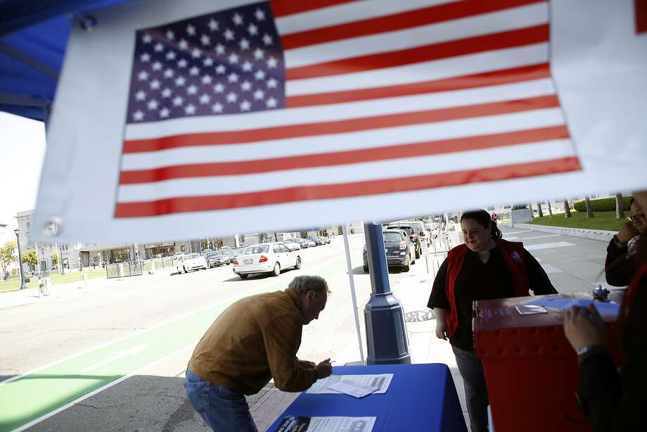 California election turnout could be 'embarrassingly low'