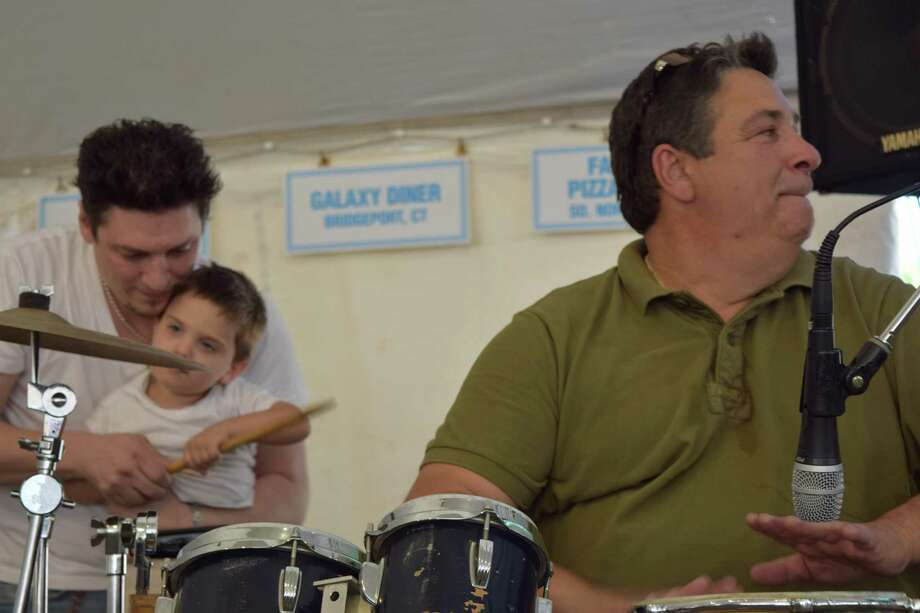 Festival goers took in Greek culture, music and food at the Holy Trinity Greek Orthodox Church in Bridgeport's annual Greek Festival. Were you SEEN on Sunday, June 1? Photo: Todd Tracy / Hearst Connecticut Media Group