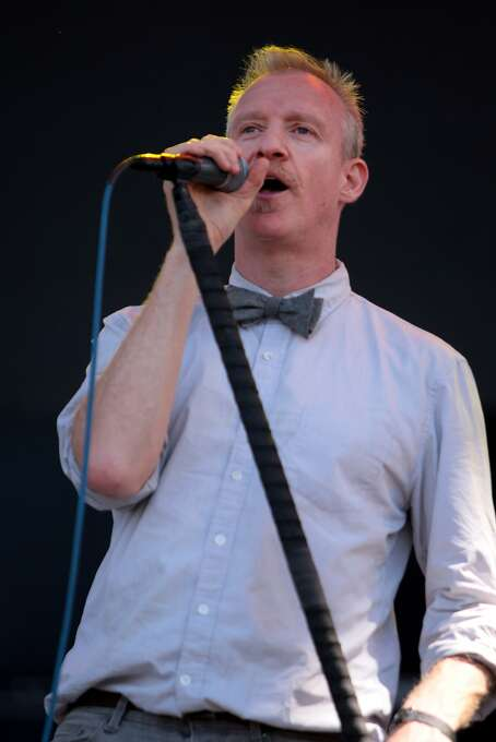 Eric Barron of the Spin Doctors performs at the 2014 Bottlerock Napa Valley music, food and wine festival on Sunday, June 1, 2014 in Napa, Calif. Photo: Kevin N. Hume, The Chronicle