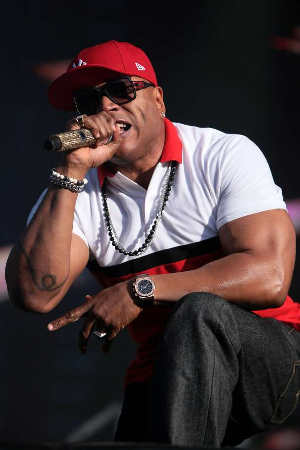 LL Cool J performs at the 2014 Bottlerock Napa Valley music, food and wine festival on Sunday, June 1, 2014 in Napa, Calif. Photo: Kevin N. Hume, The Chronicle