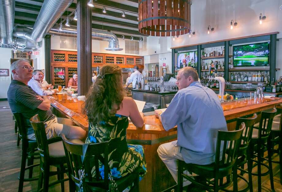Diners have lunch in the bar at the Cooperage restaurant in Lafayette, Calif., on May 24th, 2014. Photo: Special To The Chronicle