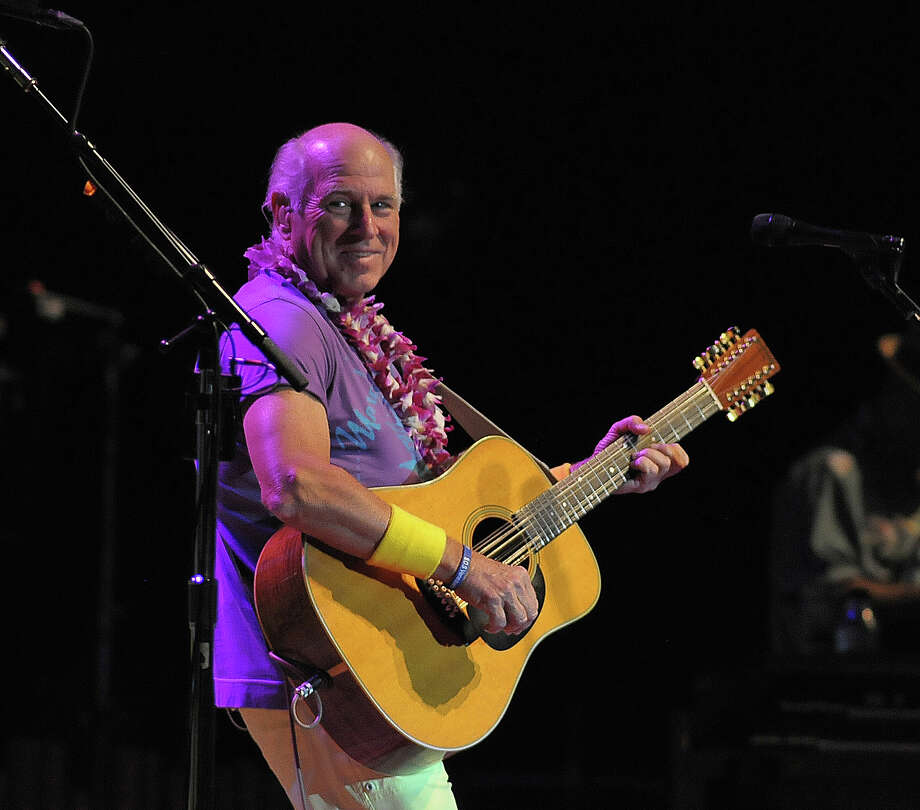 Jimmy Buffett performs at Cynthia Woods Mitchell Pavilion in The Woodlands Thursday May 29, 2014. Photo: Â Tony Bullard 2014, Freelance Photographer / © Tony Bullard & the Houston Chronicle