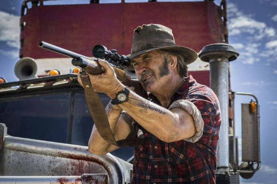 """Wolf Creek 2"" (2013) – Backpackers Rutger and Katarina escape the city for an adventurous vacation in the Australian outback ... but their dream trip turns into a nightmare when they run into a bloodthirsty serial killer with a penchant for sadistic games. Available June 24 Photo: Netflix"