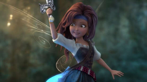 """The Pirate Fairy"" (2014) – After free-spirited fairy Zarina makes off with some precious Blue Pixie Dust, Tinker Bell and her friends set out to find her -- only to discover that Zarina has fallen in with the wily pirates of Skull Rock. Available June 15 Photo: Netflix"