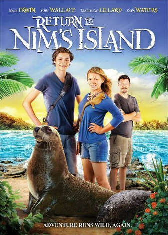 """Return to Nim's Island"" (2013) – Young Nim Rusoe's adventures continue in this sequel as she and her father take on developers planning to transform their island home. While her father is away pursuing their cause, Nim begins a search for endangered animal species. Available June 15 Photo: Netflix"