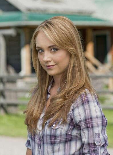 """""""Heartland: Season 5"""" (2011) – Spunky teenager Amy is ..."""