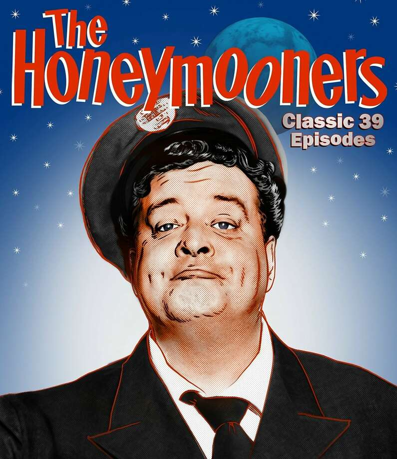 "Blue-ray cover: ""The Honeymooners: Classic 39 Episodes"" Photo: Paramount"