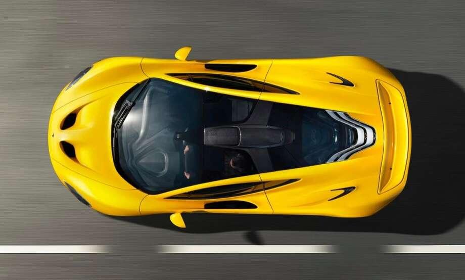 Photo: Courtesy Of McLaren