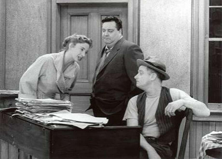 "Classic network MeTV regularly airs episodes of 1950s sitcom ""The Honeymooners,"" starring Audrey Meadows, Jackie Gleason and Art Carney. Photo: Paramount"