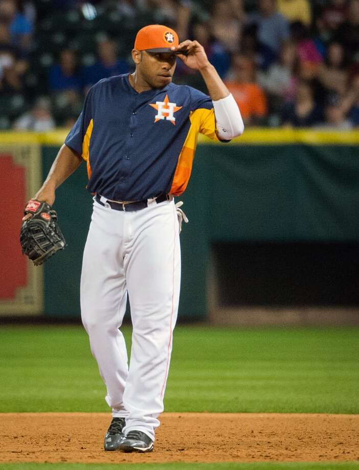"""5. In an in-depth interview with the Associated Press during spring training, Singleton said """"at this point it's pretty evident to me that I'm a drug addict."""" He went to a rehab center after the second failed test. Photo: Smiley N. Pool, Houston Chronicle"""