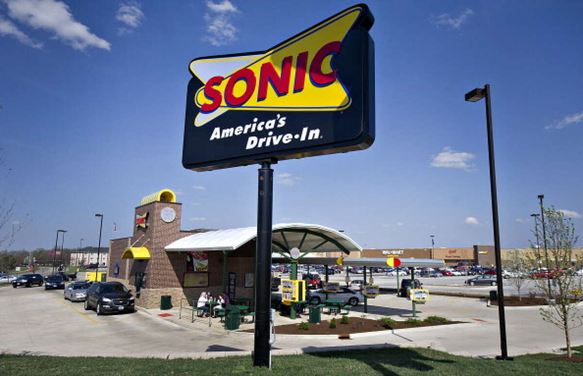 Sonic asked patrons to not carry firearms into the restaurant after a group of eight men carried semi-automatic rifles into a San Antonio location as an open carry display last month.A spokesperson issued the following statement May 30, 2014: