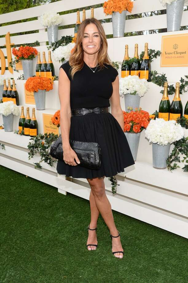 Kelly Bensimon attends the seventh annual Veuve Clicquot Polo Classic in Liberty State Park on May 31, 2014 in Jersey City City. Photo: Jamie McCarthy, Getty Images For Veuve Clicquot