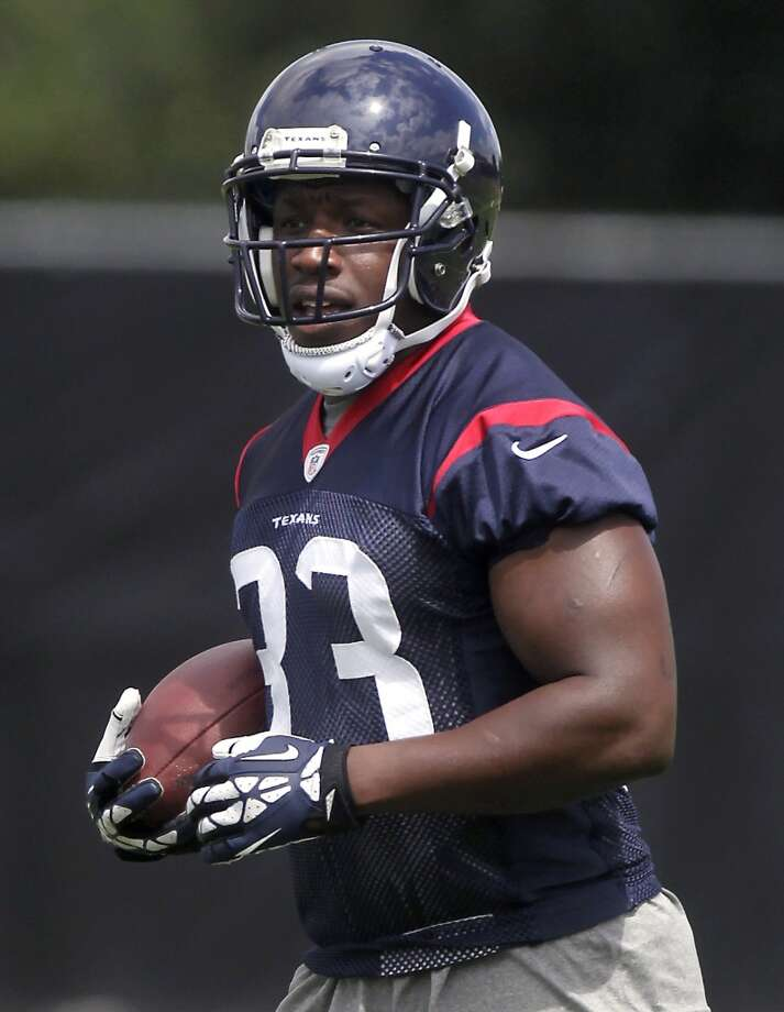 Texans running back Andre Brown participates in OTAs Photo: J. Patric Schneider, For The Chronicle