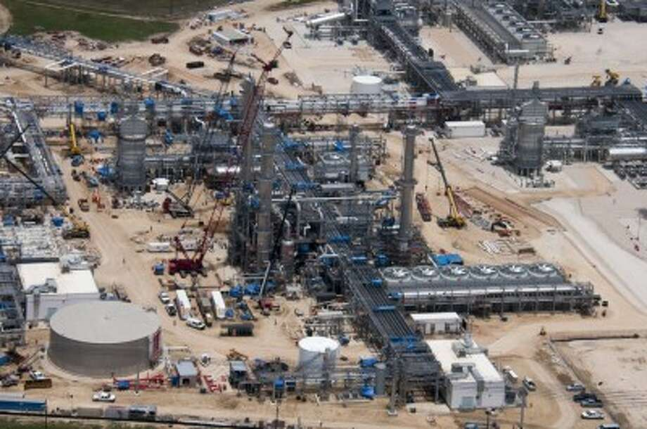 No. 56: Enterprise Products Partners  Previous Rank: 64 Headquarters: Houston, Texas  [Photo: Enterprise Products Partners has completed construction on the seventh natural gas liquids fractionation unit at its Mont Belvieu complex.] Photo: Enterprise Products Partners