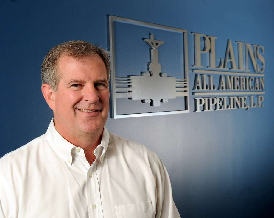 No. 70: Plains GP Holdings Headquarters: Houston, Texas  [Photo: Greg Armstrong, CEO of Plains All American Pipeline, at the company headquarters.] Photo: Dave Rossman, For The Houston Chronicle
