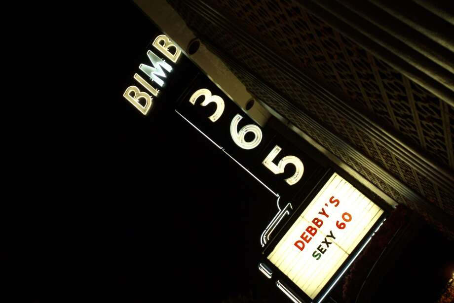 Bimbo's 365 Club (1931) Photo: Kathleen Harrison, Special To The Chronicle