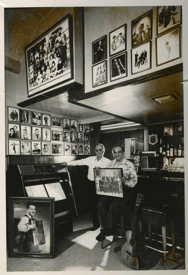 La Rocca's Corner (1930s) Photo: Courtesy Of The La Rocca Family, SFC