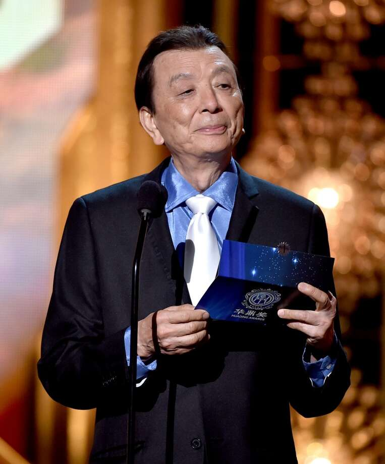 Actor James Hong appears onstage at the 2014 Huading Film Awards at The Montalban Theatre on June 1, 2014 in Los Angeles, California. Photo: Kevin Winter, Getty Images