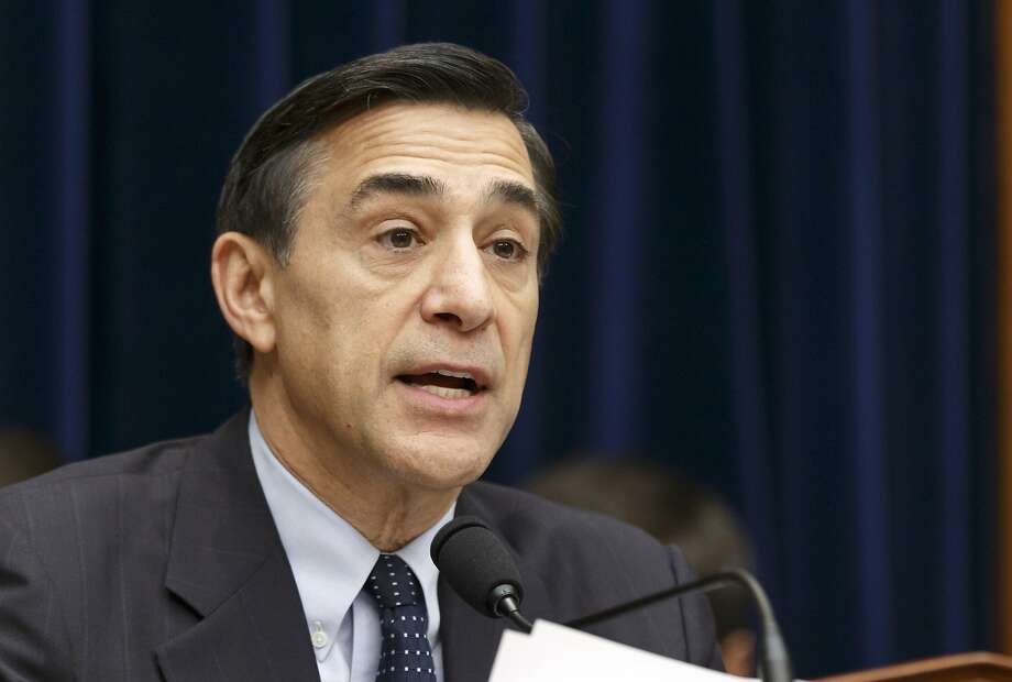 Congressman Darrell Issa wants all documents linked to the case. Photo: J. Scott Applewhite, Associated Press