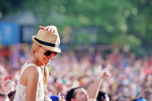 Free Press Summer Festival 2014 Photo: Jay Dryden/For The Houston Chronicle / copyright 2014 Jay Dryden
