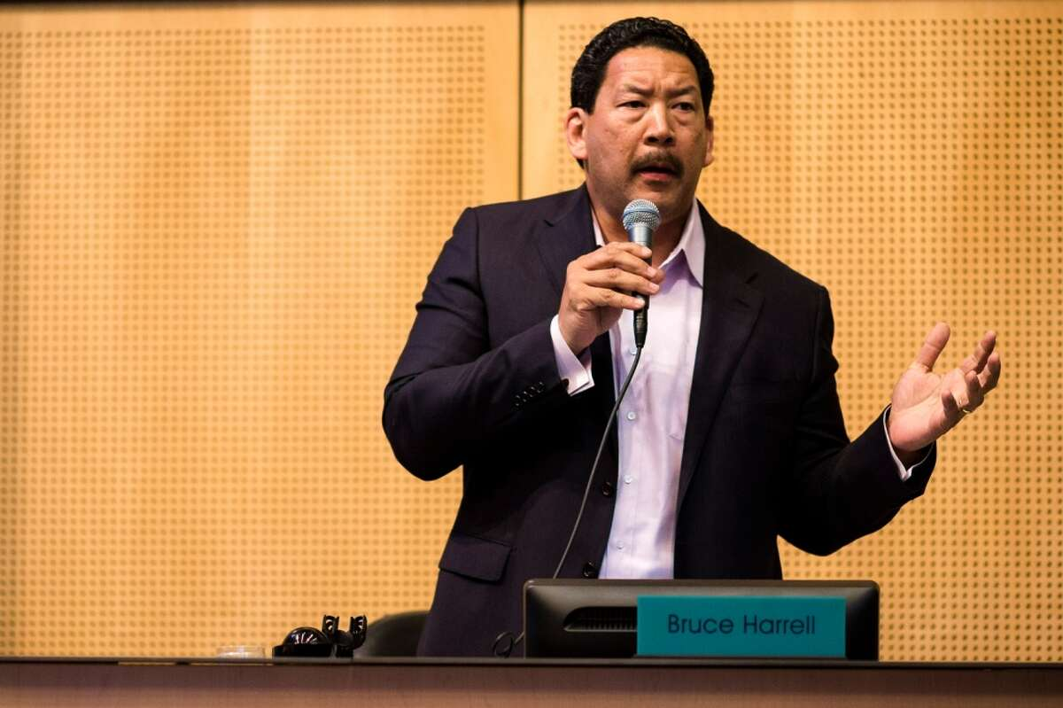 Seattle City Councilmember Bruce Harrell issued a statement Monday essentially saying