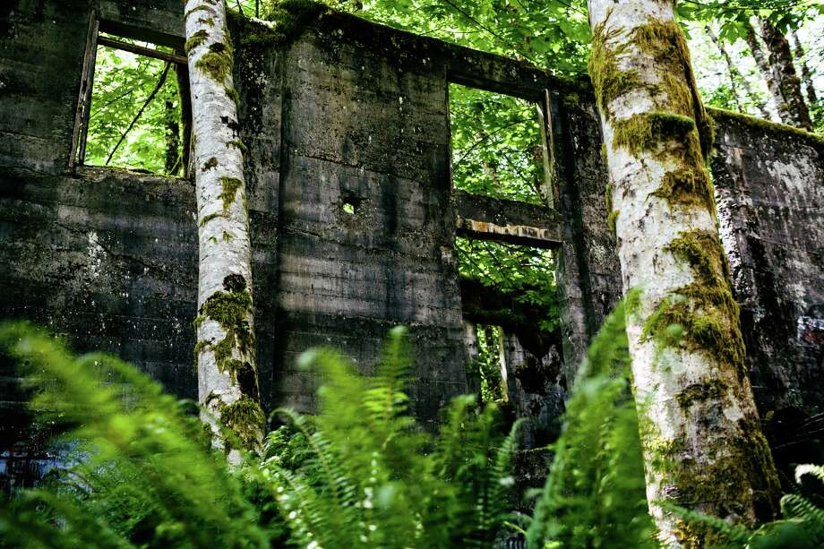 Scenes from around the Old Fortson Mill, built in 1905 and photographed Saturday, May 31, 2014, in Fortson, Wash. The Old Fortson Mill is seven miles west of Darrington, a town near the site of the catastrophic mudslide that occurred in March 2014. Photo: JORDAN STEAD, SEATTLEPI.COM / SEATTLEPI.COM