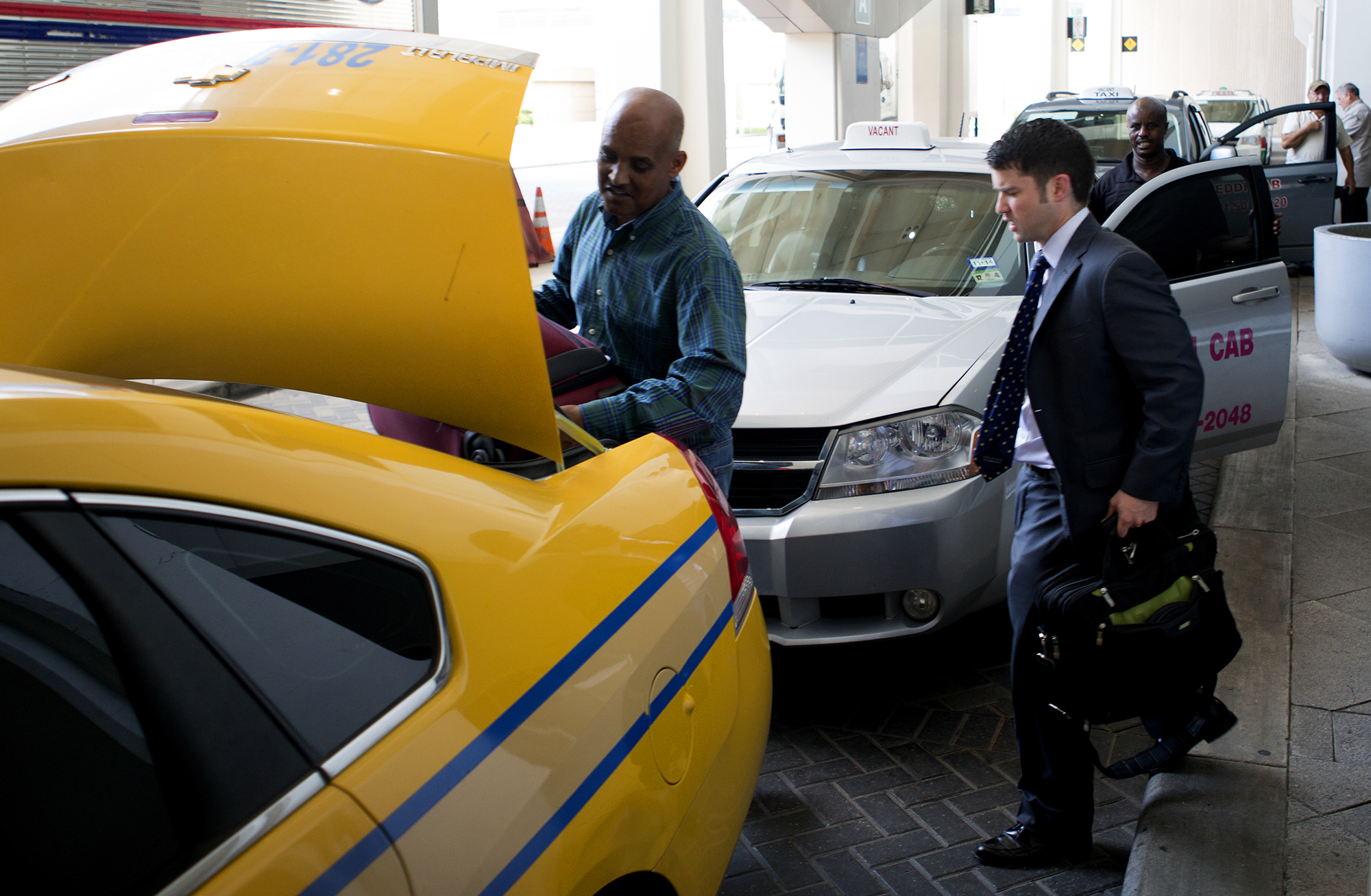 New Rules Would Authorize Upstart Cab Competitors But Clip