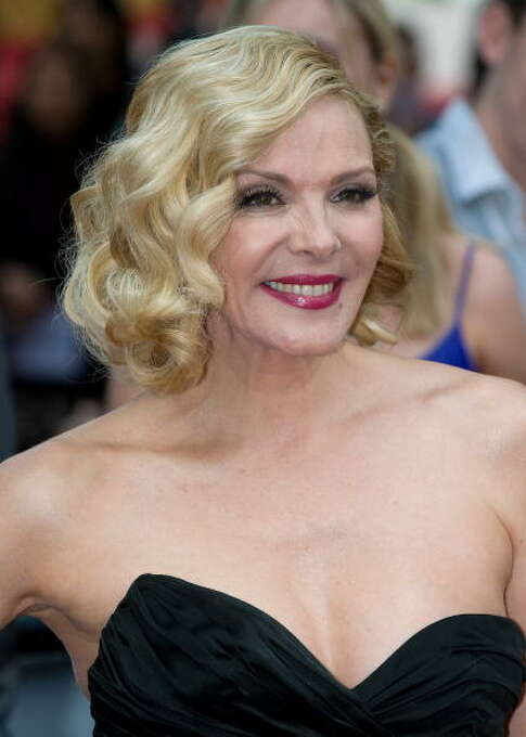 Kim Cattrall attends the UK premiere of 'Sex and the City 2,' in which the antics of her character, Samantha, began to seem more pathetic than daring. Photo: Samir Hussein, Getty Images / 2010 Samir Hussein