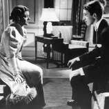 James Stewart was almost always either good or great.  His only moment of true acting awkwardness can be found in AFTER THE THIN MAN, in which he is cast as a murderer.