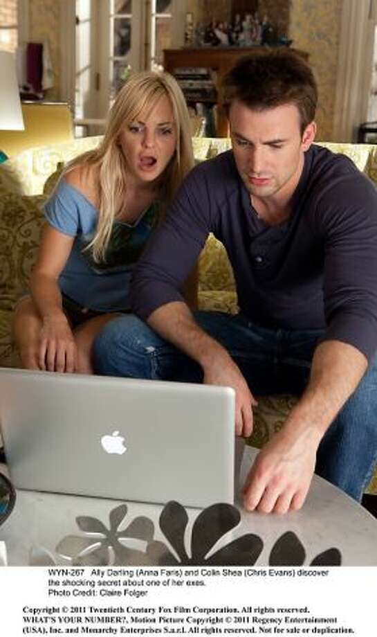 Anna Faris has been a delight in everything -- except her starring vehicle, WHAT'S YOUR NUMBER.