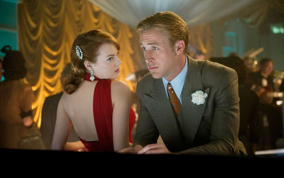 Emma Stone in GANGSTER SQUAD (2013).  Somehow you wouldn't mistake her for Lauren Bacall.