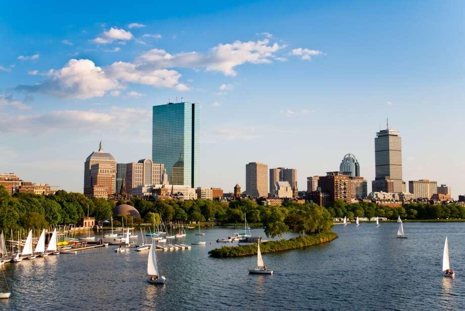 7. Boston, Massachusetts Photo: Noelia Hn, Getty Images/Flickr RF