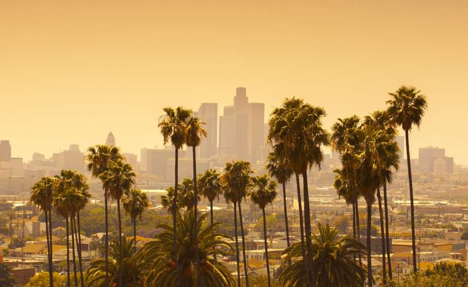4. Los Angeles, California Photo: LPETTET, Getty Images