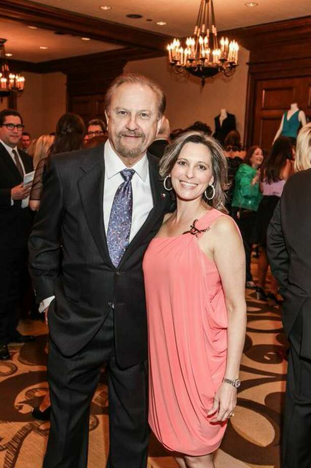 Larry and Linda Martin at the Mission of Yahweh Mission Incredible Gala, A Heavenly Evening in Musical, Magical Vienna. May 2, 2014, Hilton Houston Post Oak. Photo: Kim Coffman