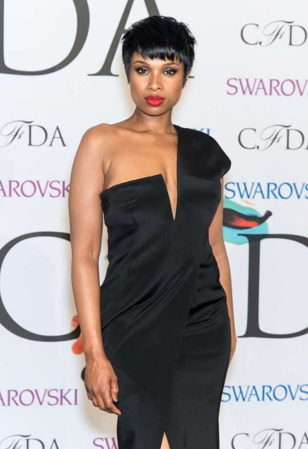 Actress/singer Jennifer Hudson attends the 2014 CFDA fashion awards at Alice Tully Hall, Lincoln Center on June 2, 2014 in New York City. Photo: Gilbert Carrasquillo, FilmMagic
