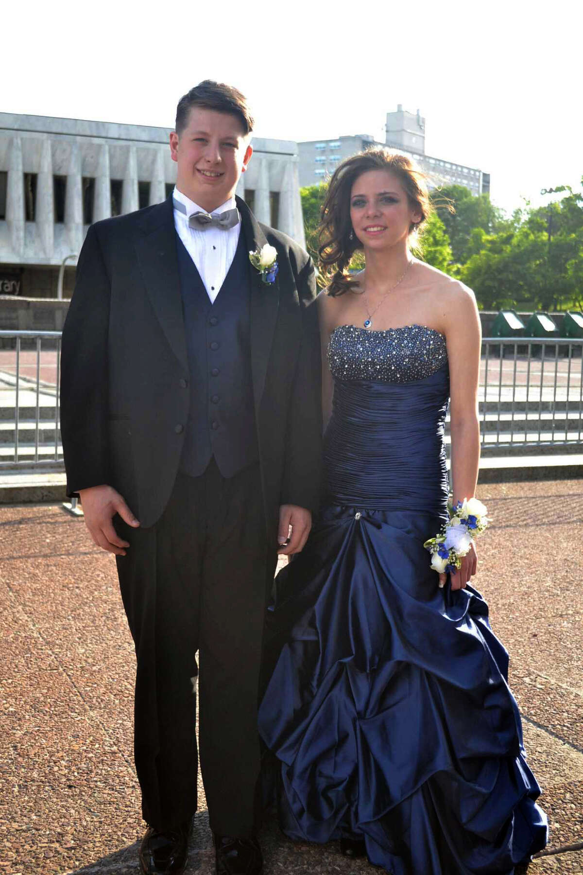 Were you Seen at the Albany High School Prom at the New York State Museum in Albany on Saturday, May 31, 2014?