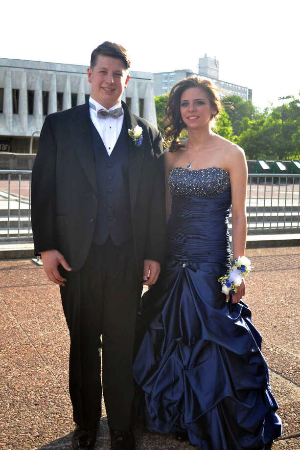Were you Seen at the Albany High School Prom at the New York State Museum in Albany on Saturday, May 31, 2014? Photo: Caroline Grondahl