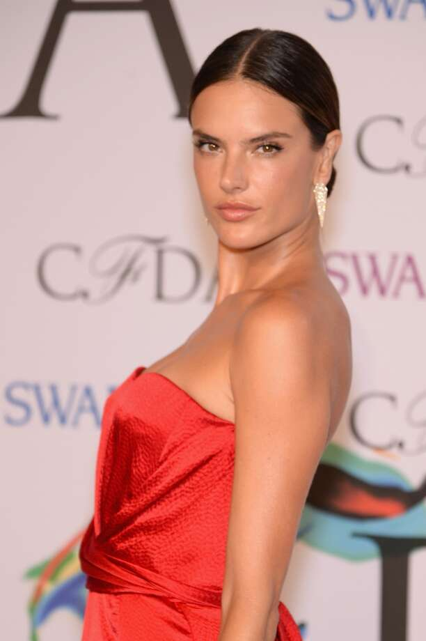 Model Alessandra Ambrosio attends the 2014 CFDA fashion awards at Alice Tully Hall, Lincoln Center on June 2, 2014 in New York City. Photo: Dimitrios Kambouris, Getty Images