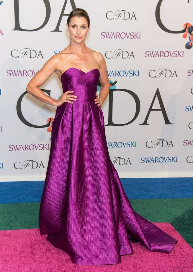 Model Bridget Moynahan attends the 2014 CFDA fashion awards at Alice Tully Hall, Lincoln Center on June 2, 2014 in New York City. Photo: Gilbert Carrasquillo, FilmMagic