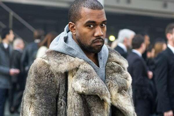 Kanye West -- Would Kanye melt in the hot Houston night? We only hope.