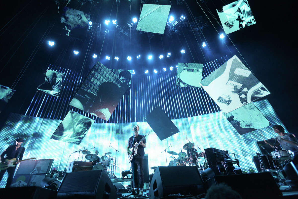 Radiohead -- Just give them three hours on Saturday or Sunday to do their thing.