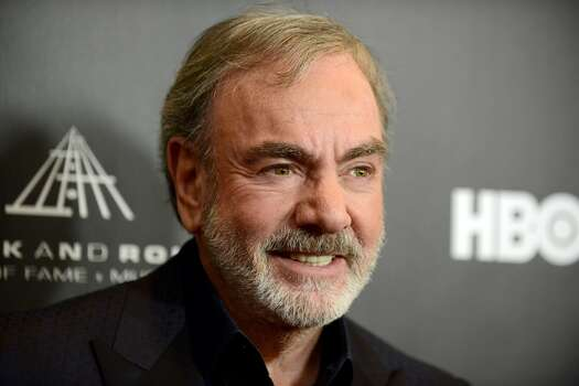 May 26 Neil Diamond: The 'Sweet Caroline' singer will perform at Toyota Center. Photo: Jordan Strauss, Associated Press
