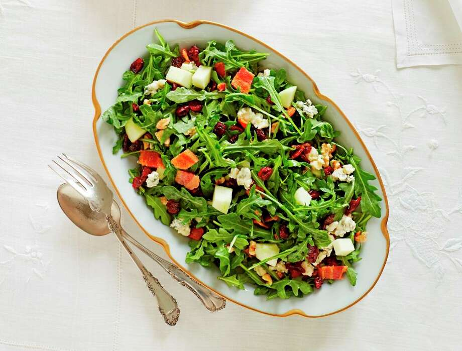 Good Housekeeping recipe for Cape Cod Chopped Salad. Photo: Kate Mathis / ONLINE_YES