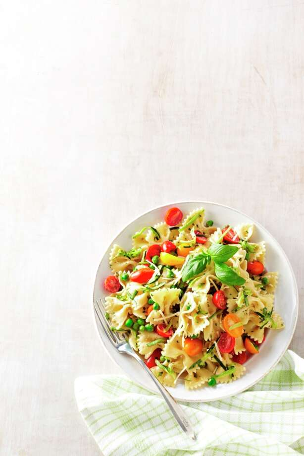 Good Housekeeping recipe for Caesar Pasta Salad. Photo: Anna Williams / ONLINE_YES