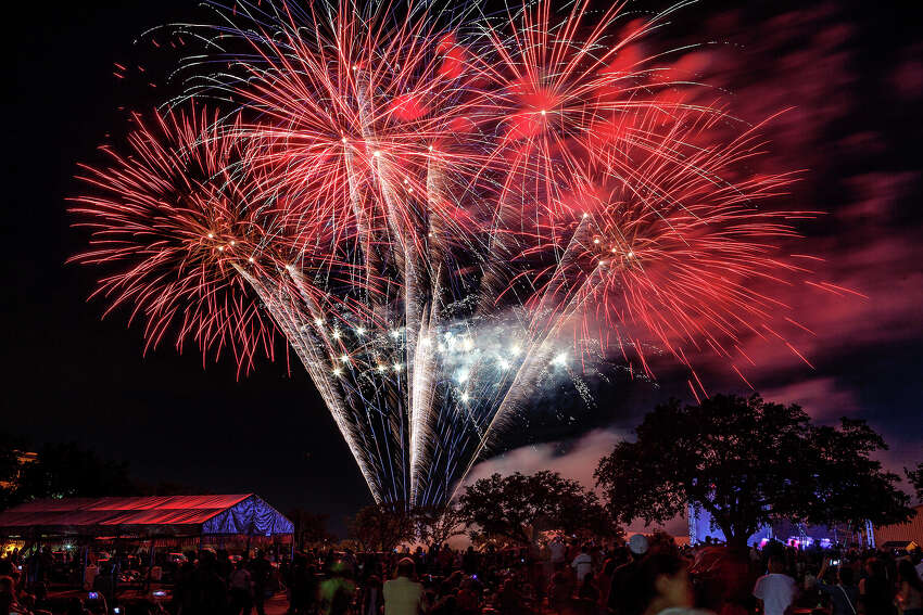 There's nothing like a dazzling booming, glittering display of fireworks to add some extra awe to the Fourth of July. Here's a list of some good places to watch concerts and, of course, fireworks.