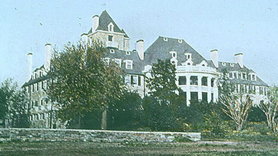 The Mailands estate, now on the campus of Fairfield Unviersity, was the home of millionaire Oiver Gould Jennings. Courtesy: Fairfield Museum and History Center Photo: Contributed Photo / Fairfield Citizen